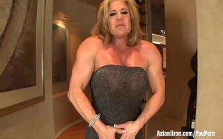 aziani metallic older bodybuilder wanda moore big
