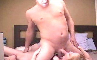 impure hotty receives boned from behind