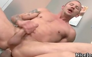 awesome hawt homosexual dongs fuck booty and