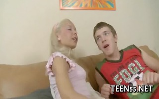 big boyz drill a cute legal age teenager