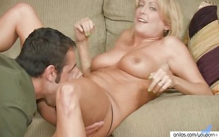 mother i lya pink copulates and acquires a facial