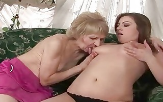 old young lesbian love compilation