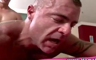 gay straight lad gazoo fuck oral-job jizz flow