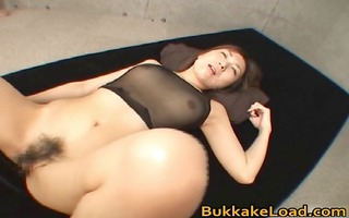 chinami kawana hawt oriental babe receives part8