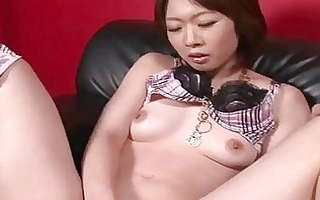 consummate japanese masturbation