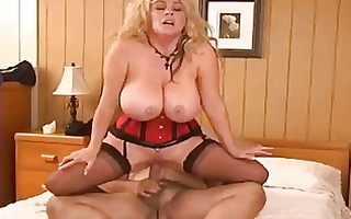 ron jeremy makes love to a aged buxom woman pt 80