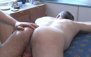 dad dirk - massage &; bj