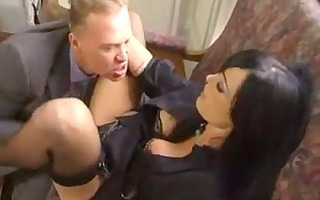 french officer and secretary fucking