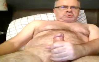 masturbating daddy