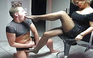 lady barbara foot villein