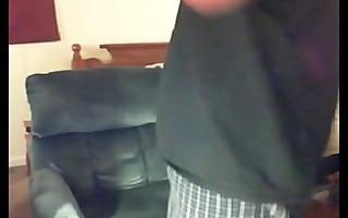 aged friend bonks around with buddy on webcam
