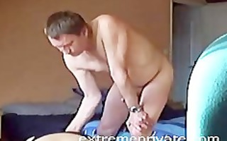 spying my bbw mum with the neighbour