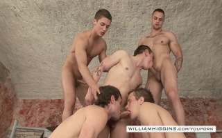 orgy after garden party 4