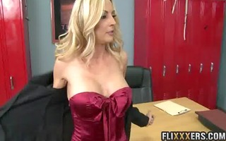 hawt blond d like to fuck fuck sindy lange 44