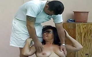 hawt busty granny fucked by biggest jock