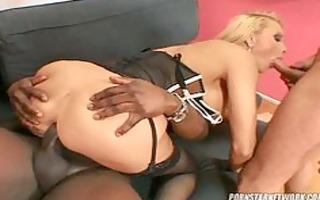 blond winnie gets fucked.