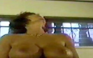 sexy milf with massive melons fucking her student