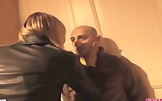 evilangel blond whores anally assaulted by omar