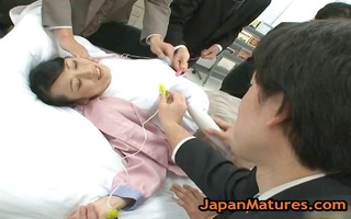 aged natsumi kitahara in sexually excited part6
