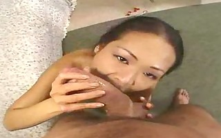 asian bawdy cleft stretched