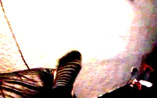 ex gf removing her socks 11