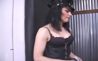 mate gets caged by darksome domina then need to