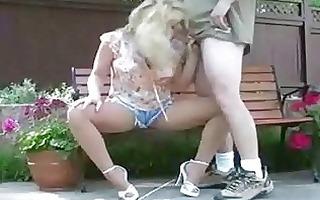 hawt blonde mother i banging in hose