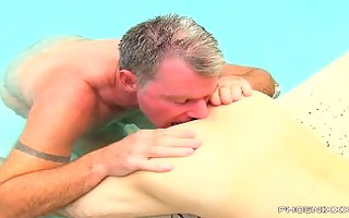 drilled by bretts dad jock