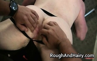 chubby horny naughty large wazoo receives drilled