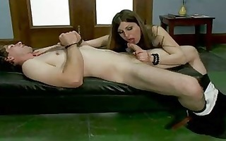 hawt pretty girl dominated and drilled