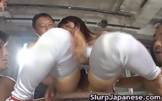 oriental whore engulfing and jerking 1 chaps part0