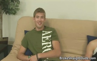 homo video of braden and brian anal opening part2