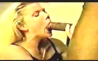daddy tapes mommy fucking large darksome penis