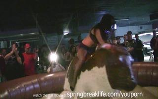 ligerie bull riding