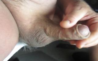 87 yrold grand-dad #938 aged cum close closeup
