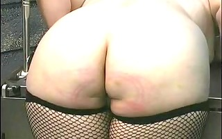 older large nice-looking woman blond acquires