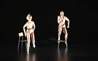 undressed stage performance 10 - show room dummies