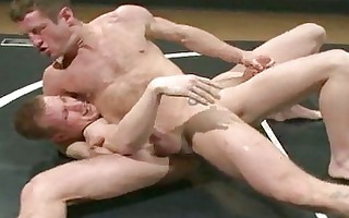 exposed homosexual twinks in wild wrestling match