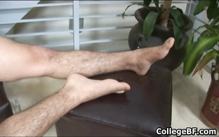 chandler cane wanking his valuable college part4