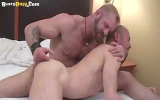 hawt dad bears make love