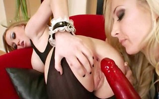 the sexiest anal lesbo sweethearts vibrating