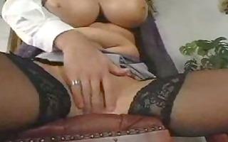 pounding of glamorous breasty milf
