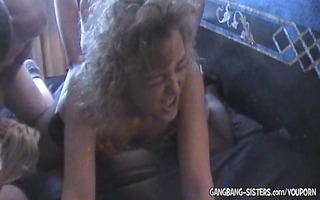 golden-haired wife bang collection