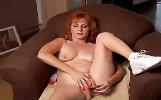 ginger cougar squirting