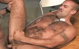 steve cruz and max schulter in perverted gay act