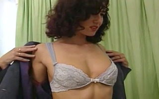 this milf isnt gratified with just one penis -