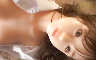 whole angel gets licked