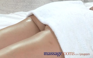 massage rooms bulky mature blond milks masseuses