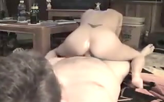 wife party ending with hardcore sex with one