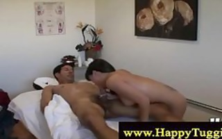 oriental masseuse going all the way
